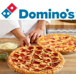 Domino's Pizza в твоем вузе